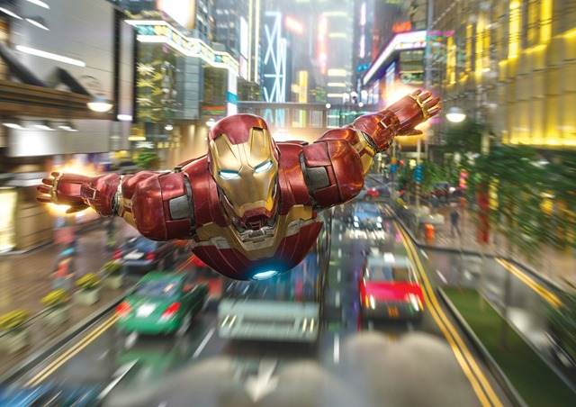 Hong Kong Disneyland_Iron Man Experience_Visual(LOW)